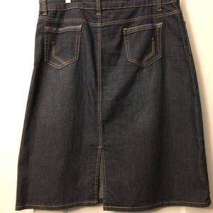 Dresses & Skirts - Jean skirt.